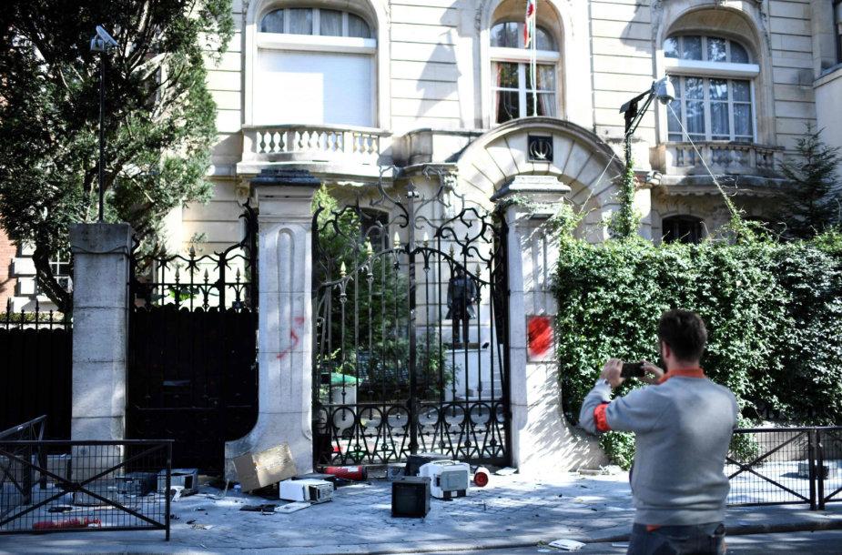 Irano ambasada Paryžiuje