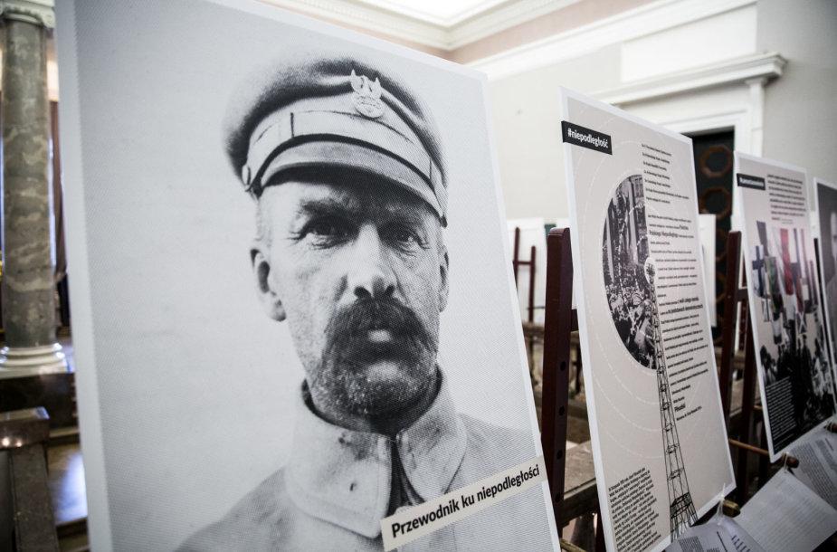 Konferencija apie Juzefą Pilsudskį