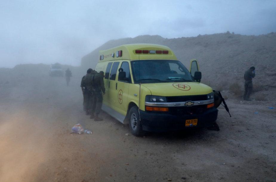 Izraelio gelbėtojai