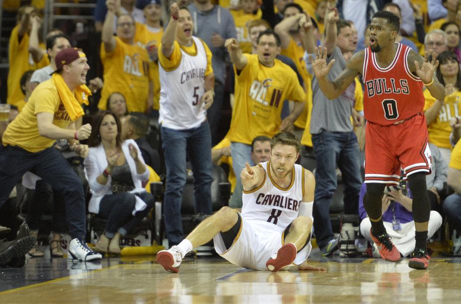 "NBA: ""Cleveland Cavaliers"" – ""Chicago Bulls"""