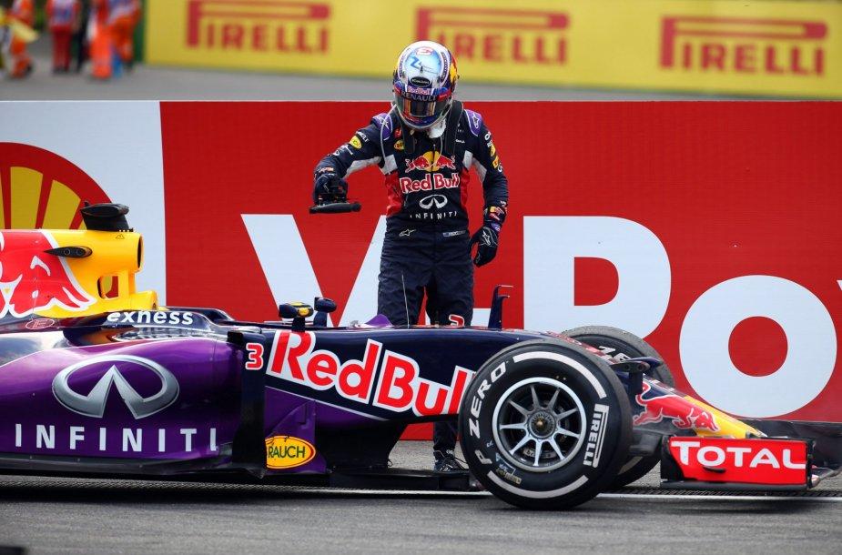 """F-1 lenktynės Belgijoje, """"Spa"""" trasoje"""