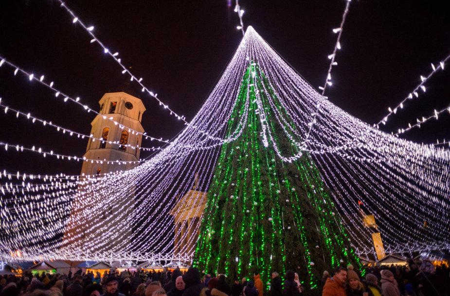 Šventinis Vilnius