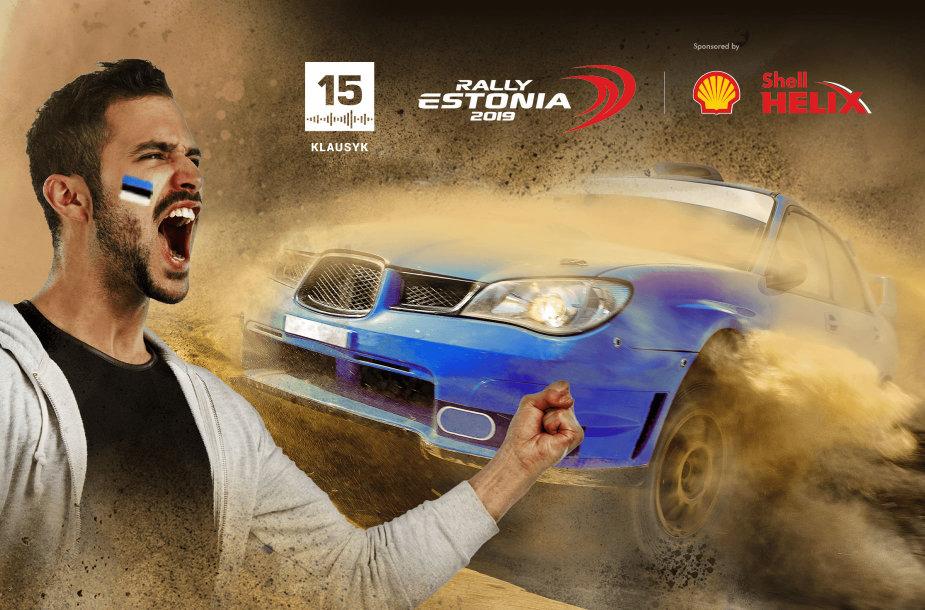 """""""Shell Helix Rally Estona"""""""