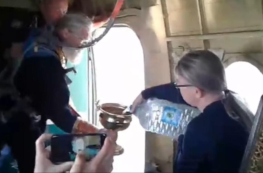 Apeigos lėktuve