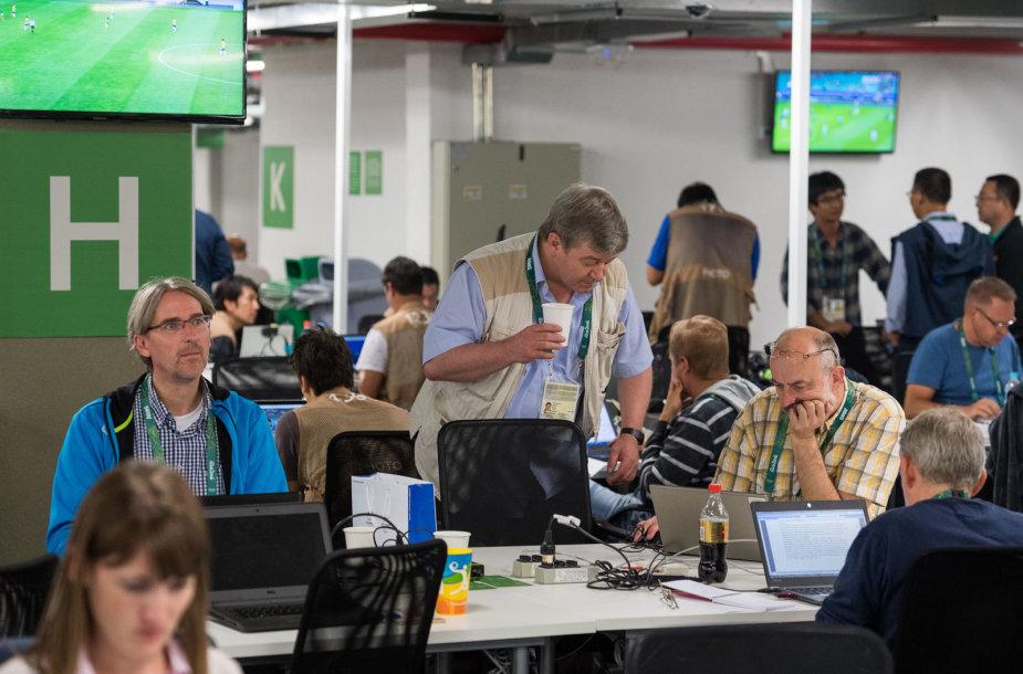 Olimpinis spaudos centras