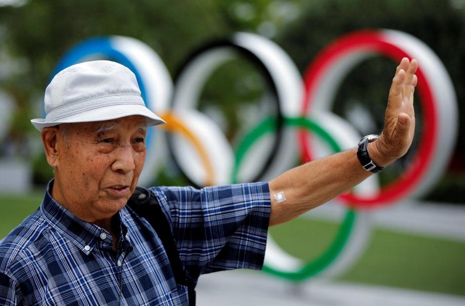 Tokijos olimpinės žaidynės