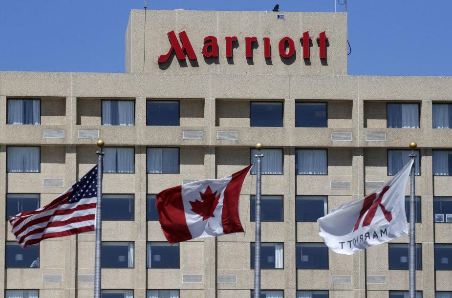"""""""Marriott"""" viešbučių tinklas"""