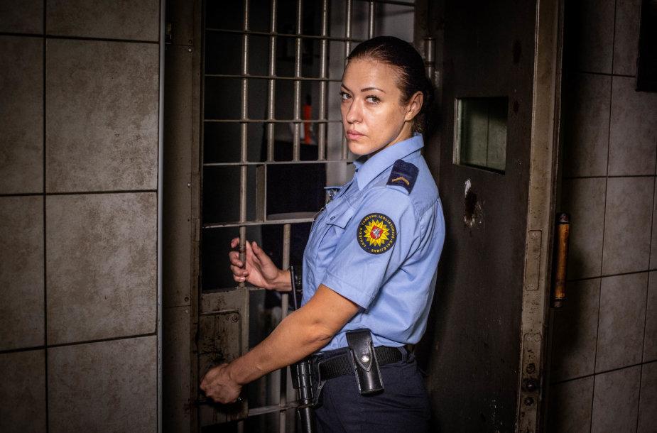 Eglė Martinkėnaitė. Kalėjimų departamentas.