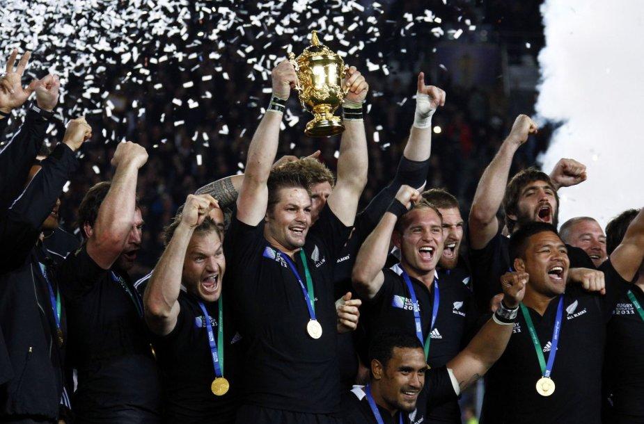 2011 metų pasaulio regbio čempionė – Naujoji Zelandija