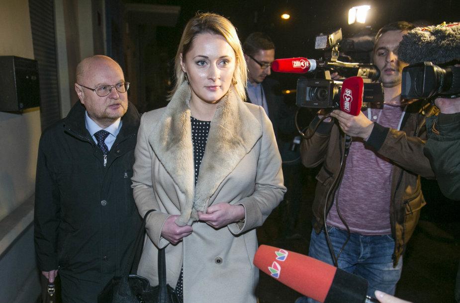 Daiva Gineikaitė dalyvavo STT apklausoje