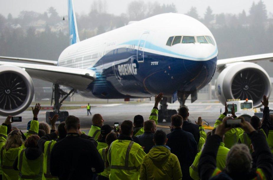 """""""Boeing 777X"""""""
