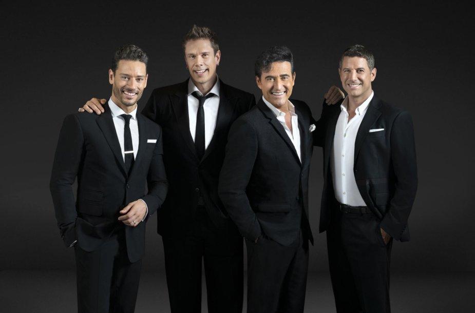 "Vokalinis pop kvartetas ""Il Divo"""