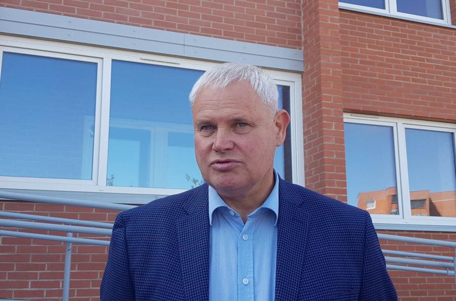 Klaipėdos meras Vytautas Grubliauskas