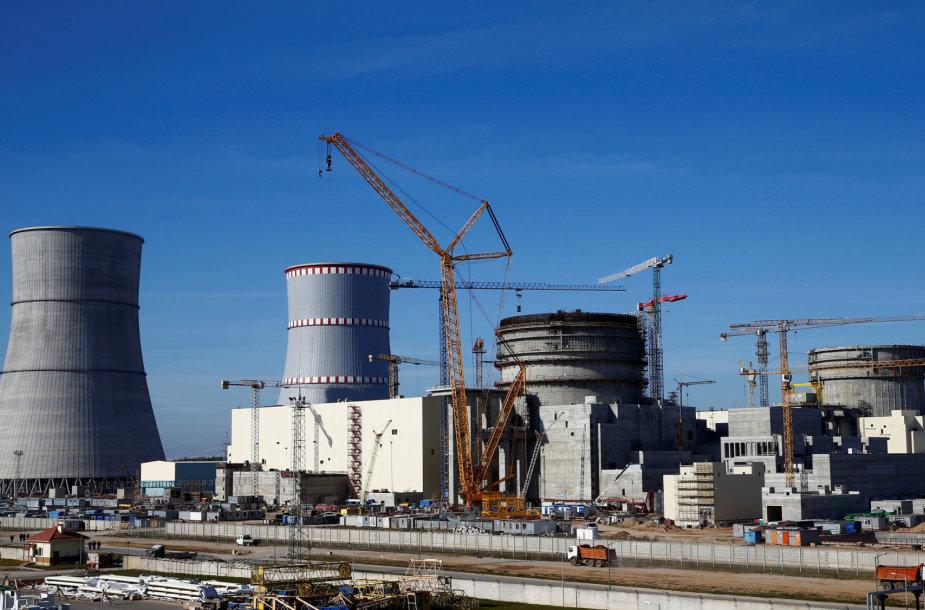 Lietuvos pasienyje dygstanti nesaugi Astravo atominė elektrinė – nesugebėjimo suburti tarptautinės koalicijos, ypač bendradarbiauti su Lenkija, rezultatas.