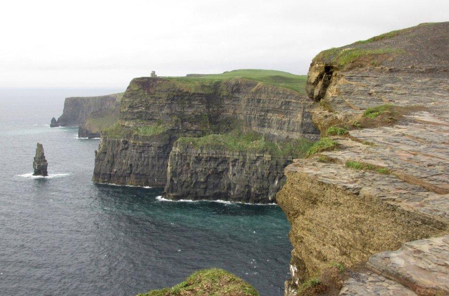 1200 kilometrų po Airijos gamtos bei kultūros stebuklus
