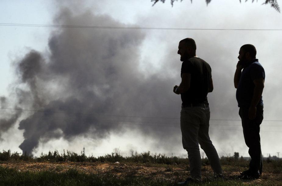 Turkijos operacija Sirijoje