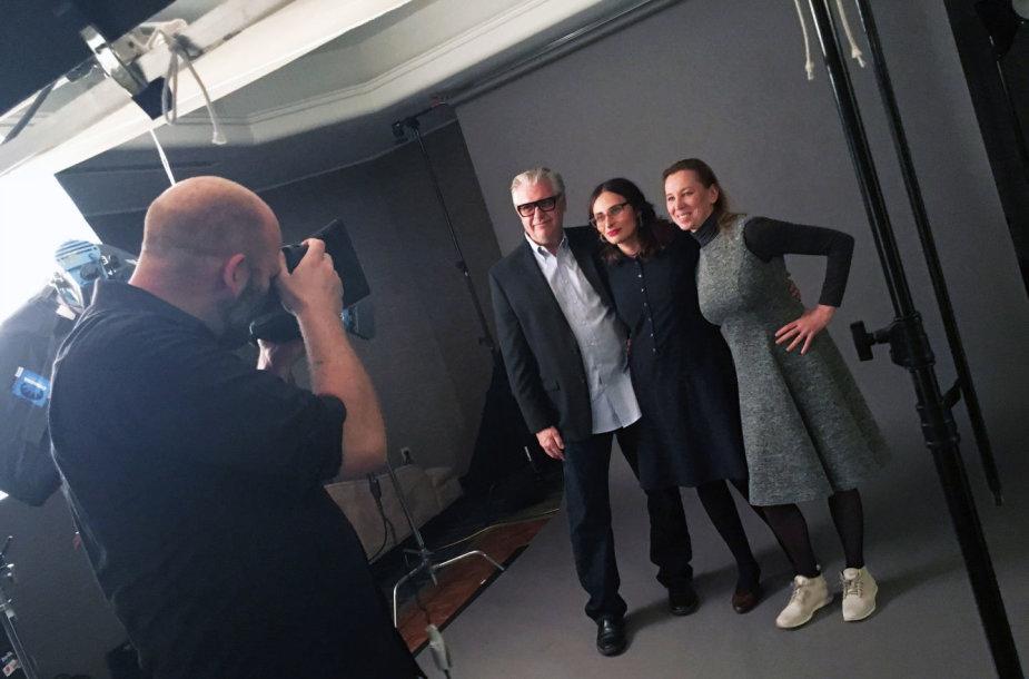 Vyto Ruginis, Eglė Vertelytė, Eglė Mikulionytė Tarptautiniame Toronto kino festivalyje