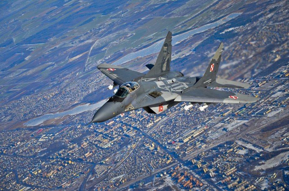 MiG-29 naikintuvas