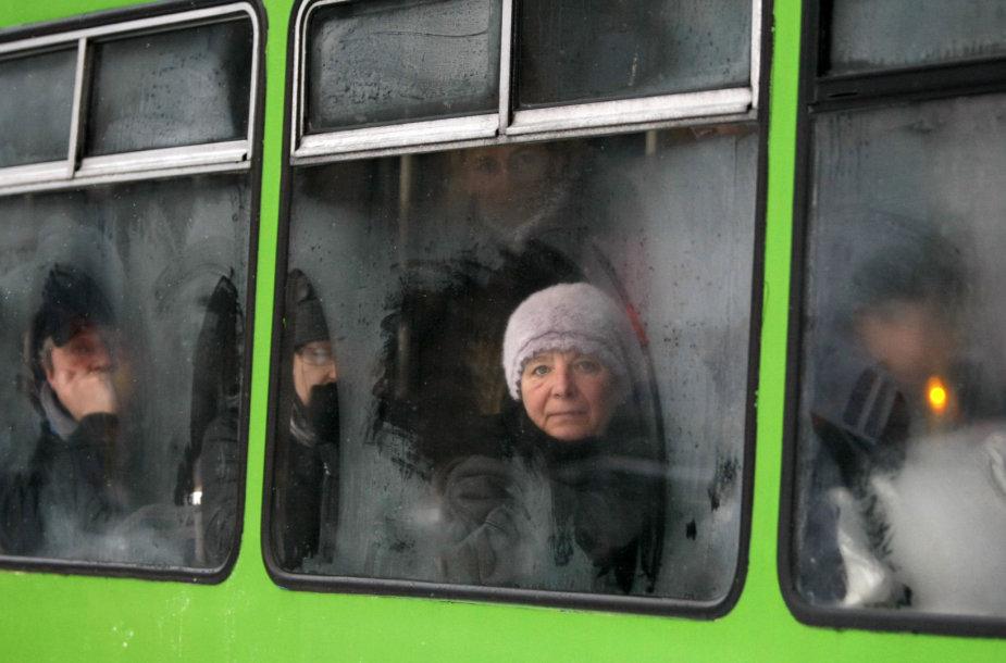 Tramvajus Varšuvoje