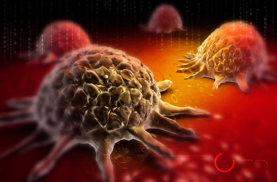 Vėžio ląstelė