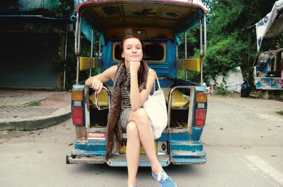 Kelionė po Tailandą