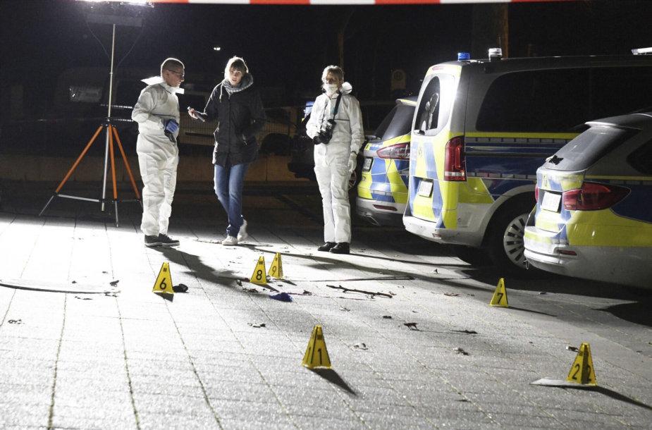 Nerimą keliantis išpuolis buvo surengtas Gelzenkircheno mieste