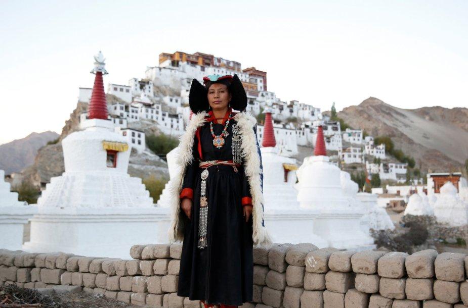 Į istorinį kultūrinio Tibeto regioną Ladaką veržiasi šiuolaikinis gyvenimas