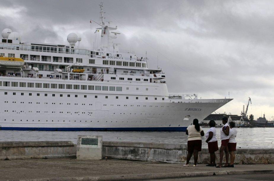 """""""Boudicca"""" laivas"""
