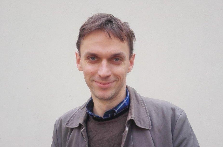 Aktorius Paulius Čižinauskas
