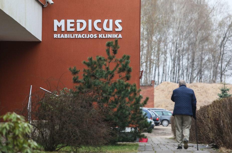 "Reabilitacijos klinika ""Medicus"""