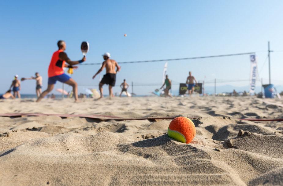 Paplūdimio žaidimai