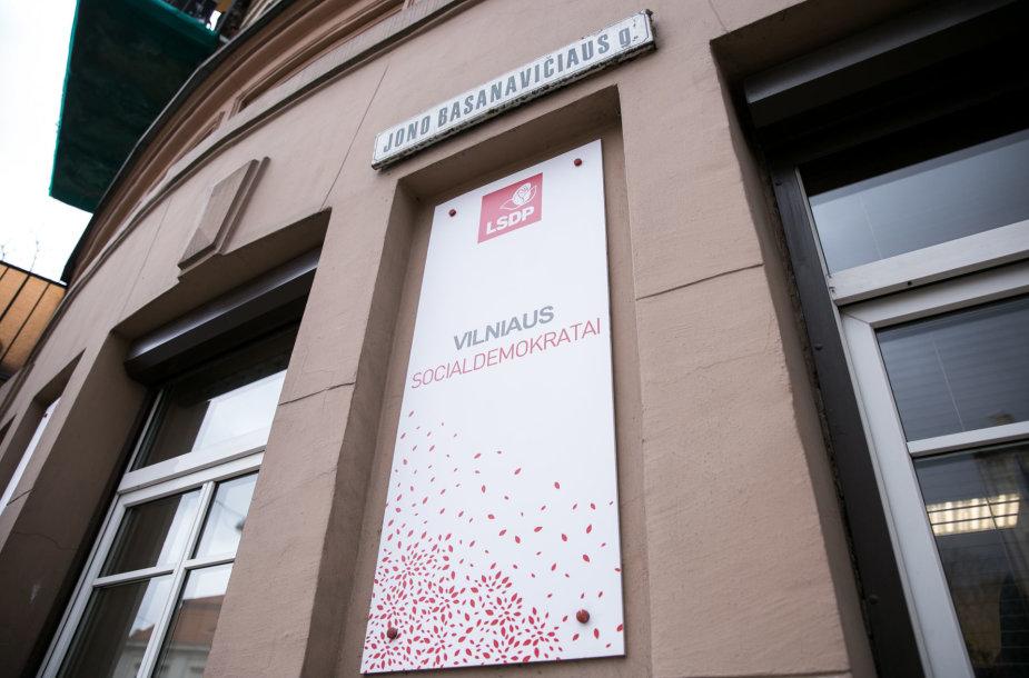 LSDP Vilniaus skyriaus pastatas