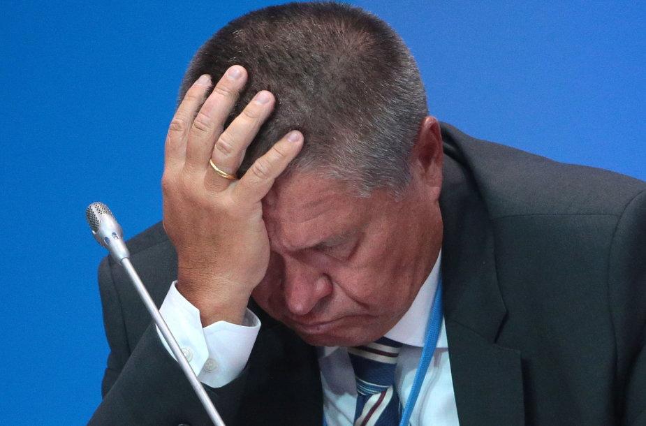 Aleksejus Uliukajevas