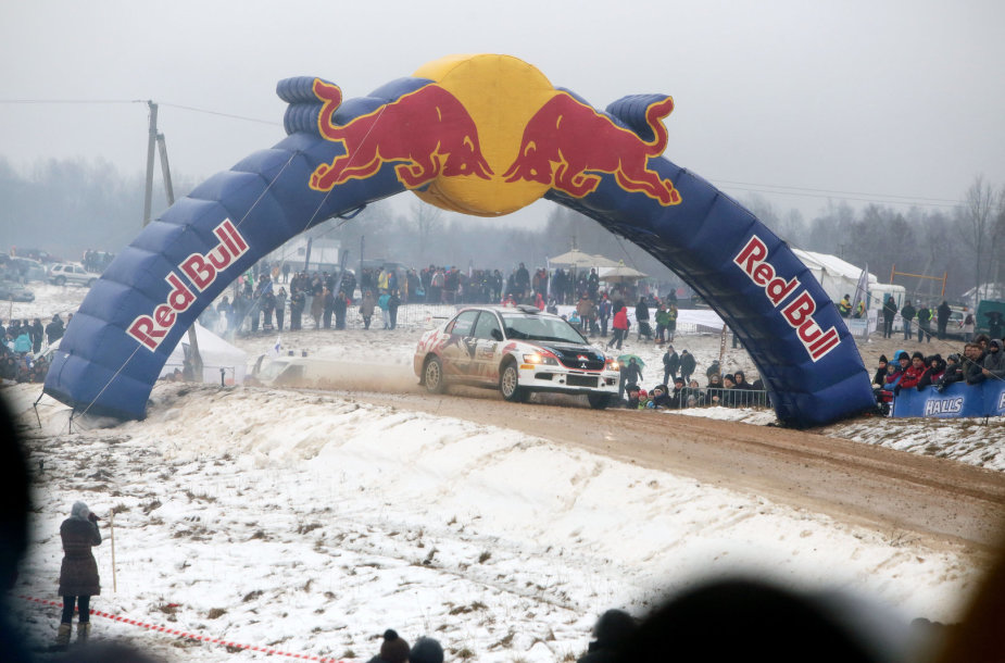 """Halls Winter Rally"": 7-8 ir 10-11 GR"