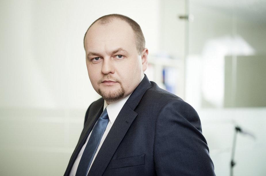 EEPA direktorius Linas Ivanauskas