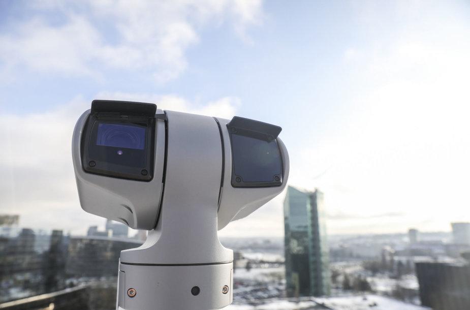 Vaizdo stebėjimo kamera