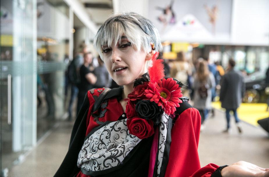 """Comic Con Baltics 2019"" lankytojų stilius"