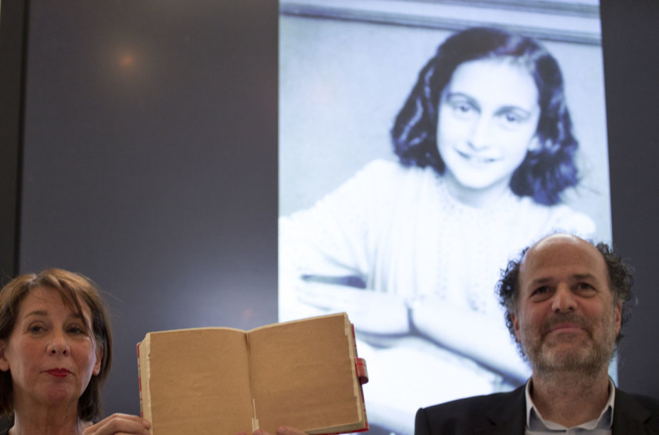 Anne Frank dienoraštis