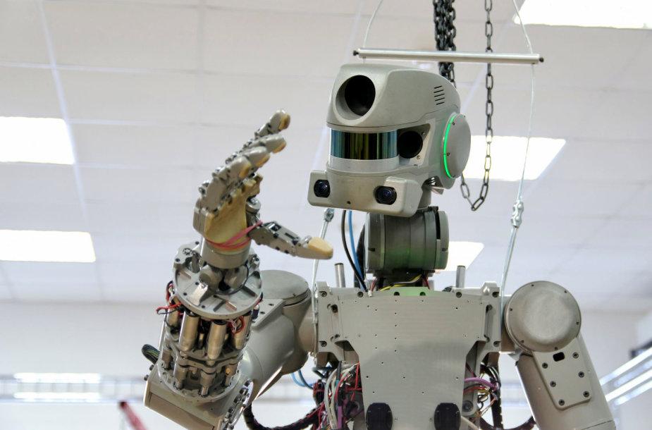 Robotas FEDOR