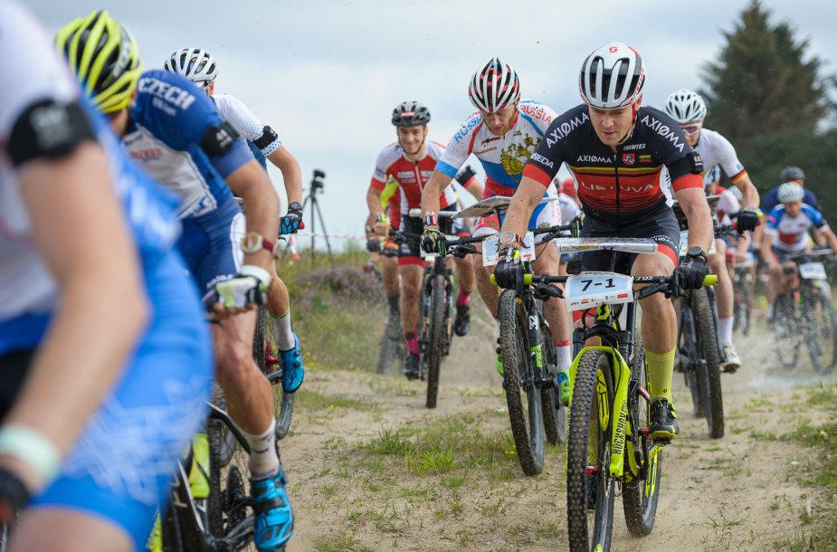 Pasaulio orientavimosi sporto kalnų dviračiais čempionatas