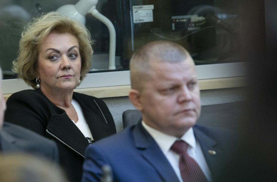 Irina Rozova, Dainius Gaižauskas