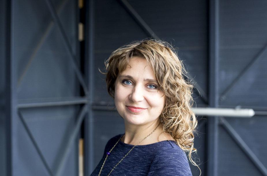 Klinikinė psichologė Eglė Šekštelienė