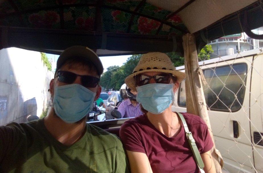 Kelionė Kambodžoje