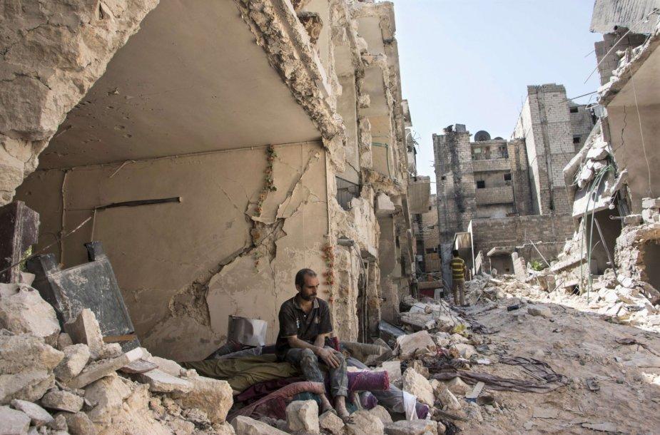 Sirijos kasdienybė