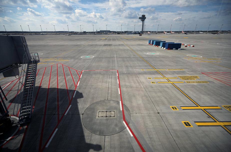 Berlyno Brandenburgo oro uostas