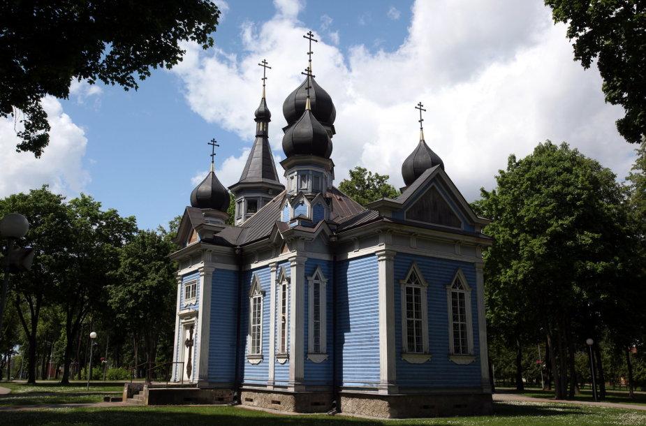 Cerkvė Druskininkuose