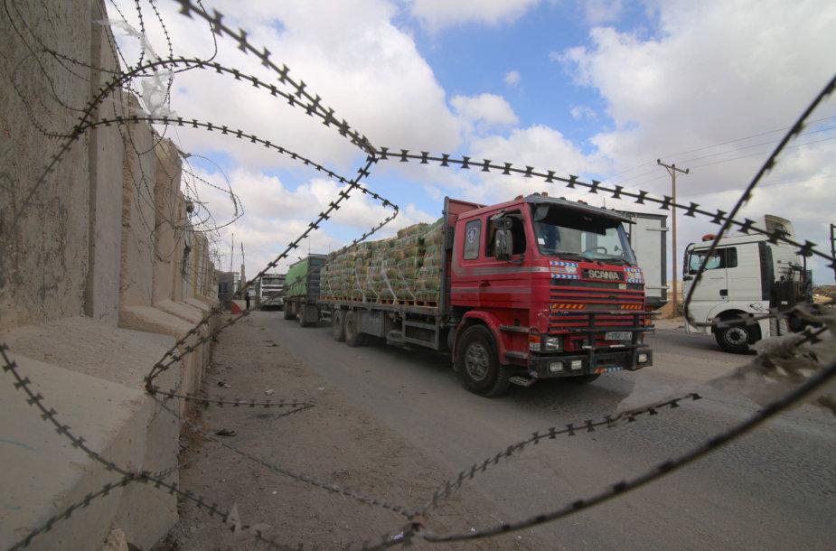 Perėja tarp Gazos Ruožo ir Izraelio
