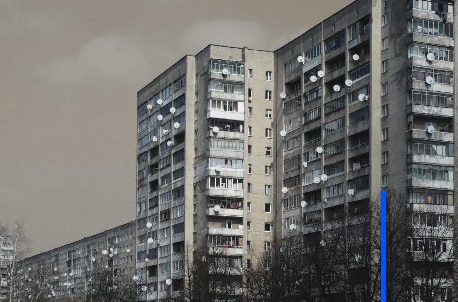 Sovietiniai daugiabučiai