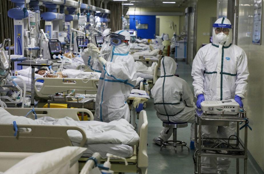 Ligoninė Kinijoje