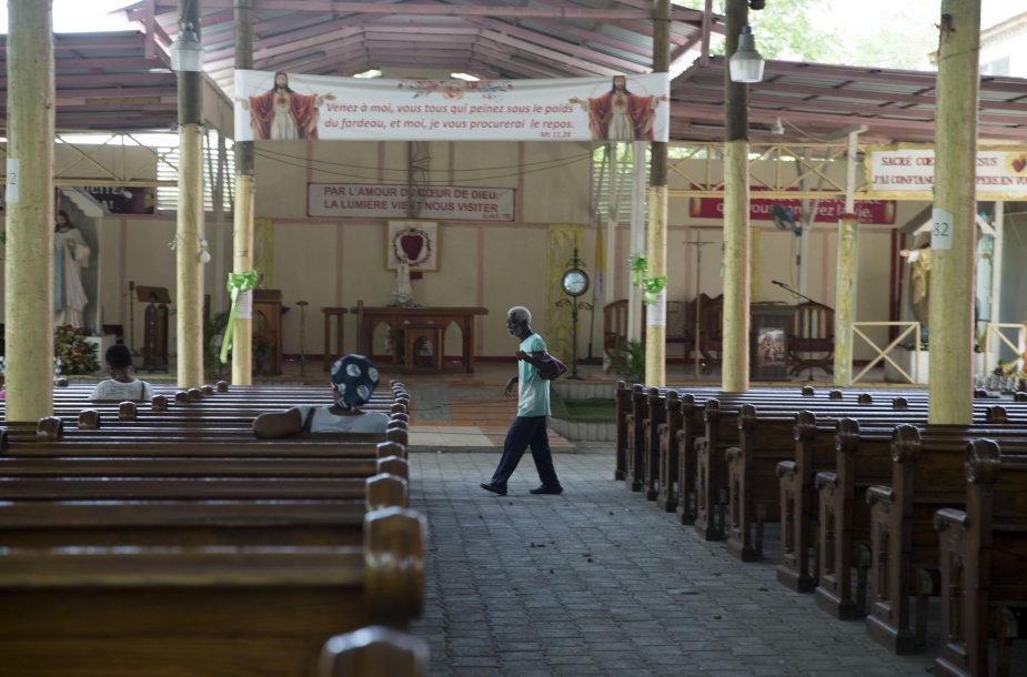 Bažnyčia Haityje